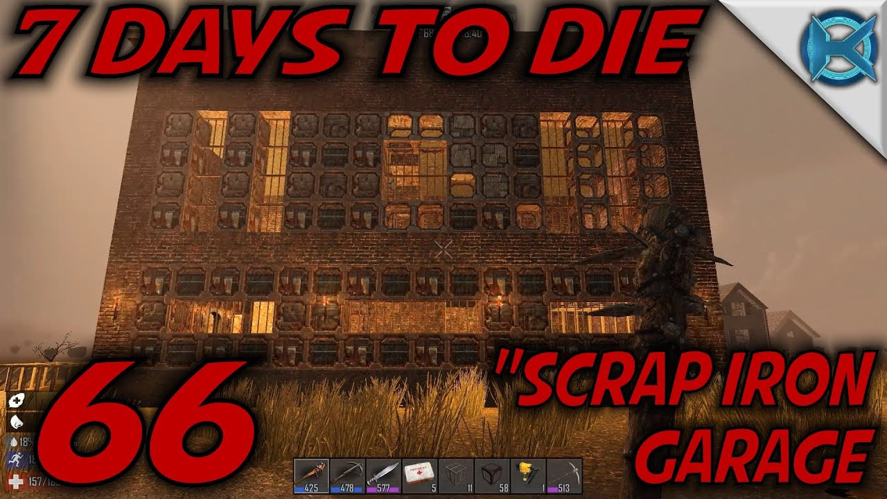 how to get iron in 7 days to die