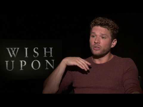 Ryan Phillipe full interview Wish Upon