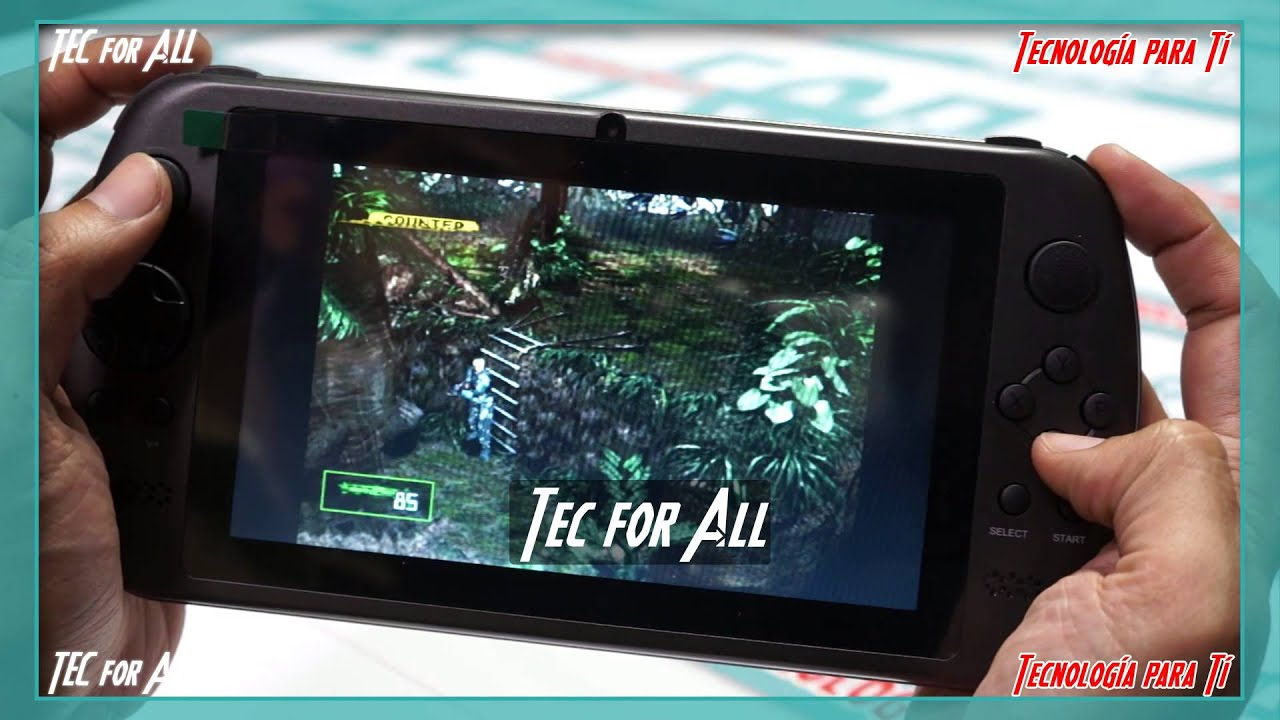 consolas de videojuegos portatiles 2015
