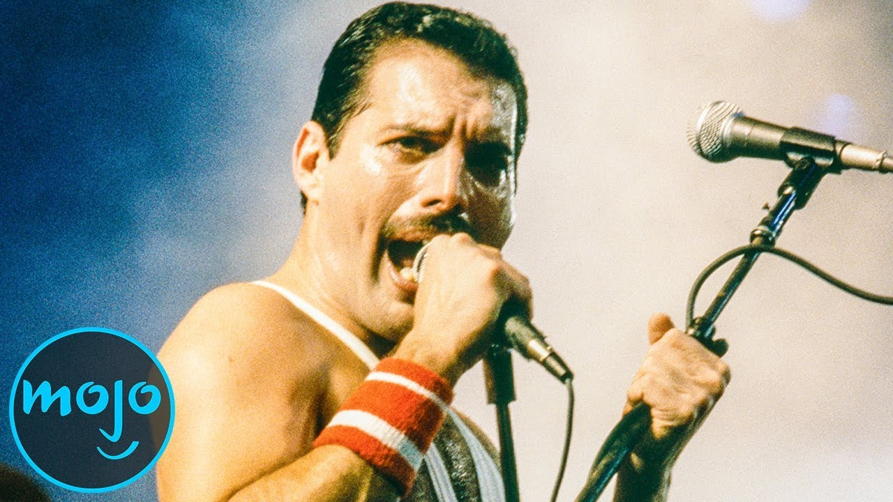 Top 10 Things You Never Knew About Freddie Mercury