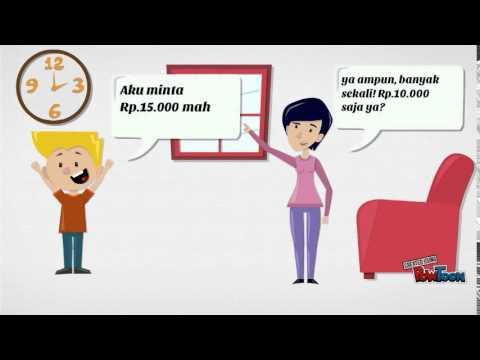 Contoh Teks Negosiasi-Tugas Bahasa Indonesia - YouTube