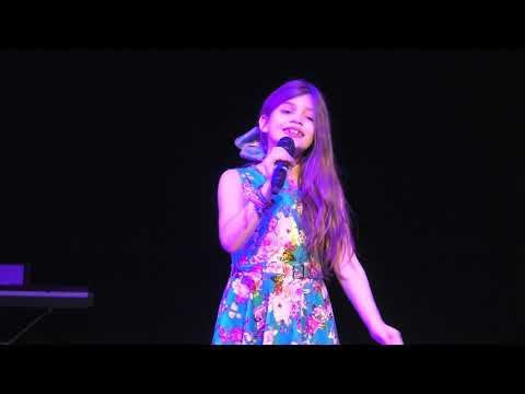 AN OLD DEVIL CALLED LOVE – BILLIE HOLIDAY by ASTRID at the NW England & Scotland Area Final