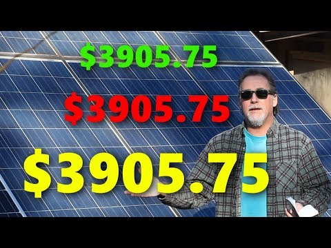 7 Years Living on Solar Power is it Worth IT???