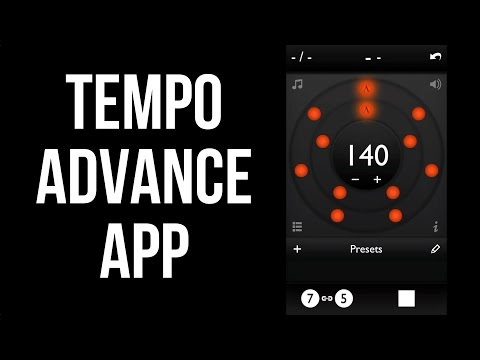 What Metronome Do I Use? | TEMPO ADVANCE APP REVIEW