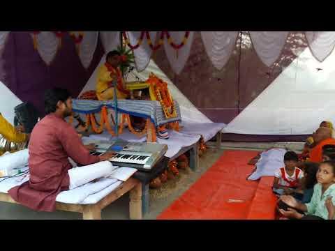 Shukla Family Bhagwat. Pandit Jatashankar ji