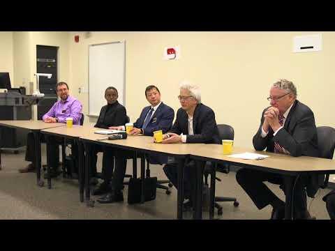 David Maidment — Q&A Panel
