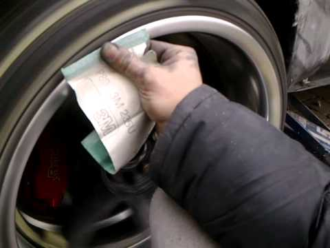 Velg Reparatie 2 Youtube