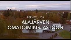 Tervetuloa Alajärven omatoimikirjastoon!