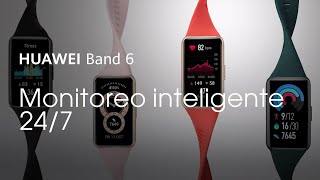 HUAWEI Band 6 | Monitoreo inteligente