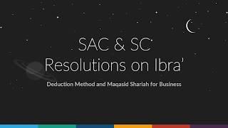 SAC Resolution on Ibra&#39 in Islamic Banking