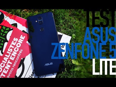 Test Asus Zenfone 5 Lite : le smartphone XXL !