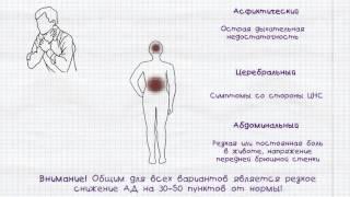 видео Неотложная первая помощь при анафилактическом шоке