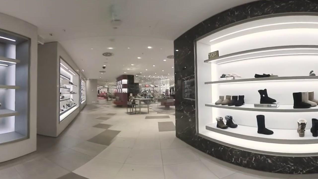Die grösste Schuhwelt der Schweiz The House of Brands