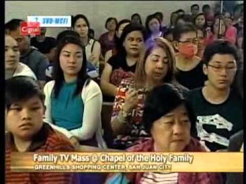 Sunday Family TV Mass April 24, 2016