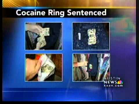Cocaine ring sentenced