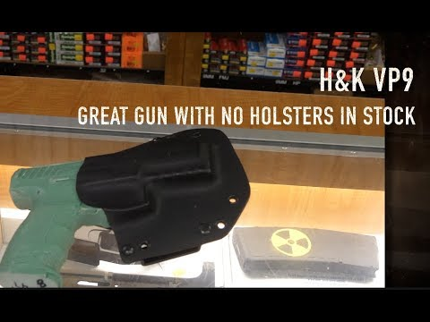 H&K VP9-No One Sells a Holster?