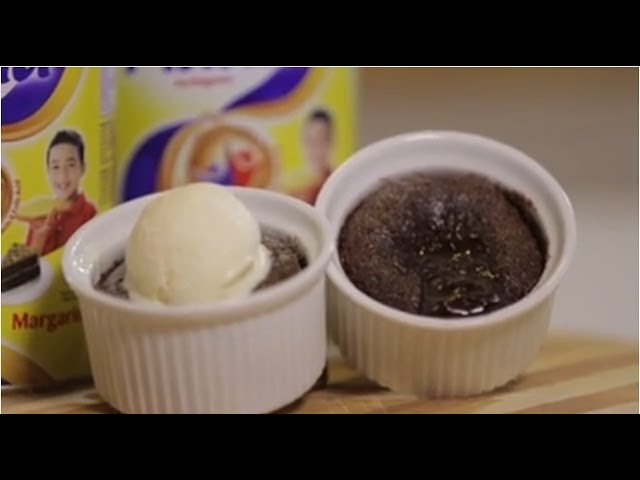 Kek Coklat Lava Planta™ bersama Chef Rose