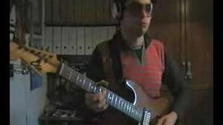 Space Age Love Song - Lorenzo Rutili on guitar