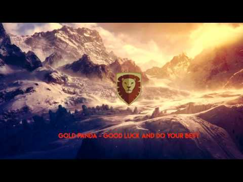 Gold Panda - Good Luck And Do Your Best [Full Album]