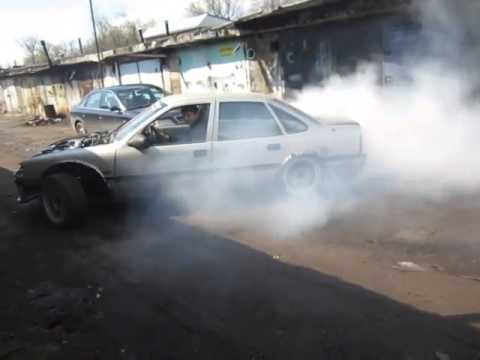 Opel Vectra A RWD + RB25DETT Burnout