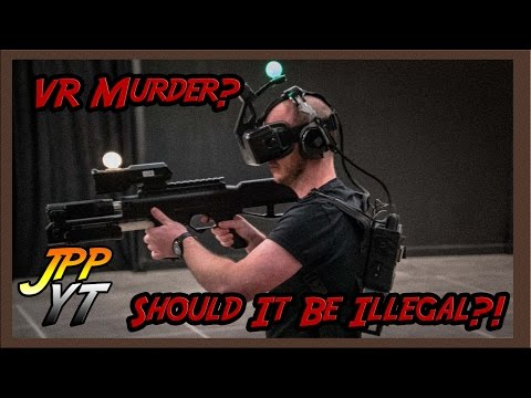 Should Murder In Virtual Reality Be Illegal? Thoughts/Opinions