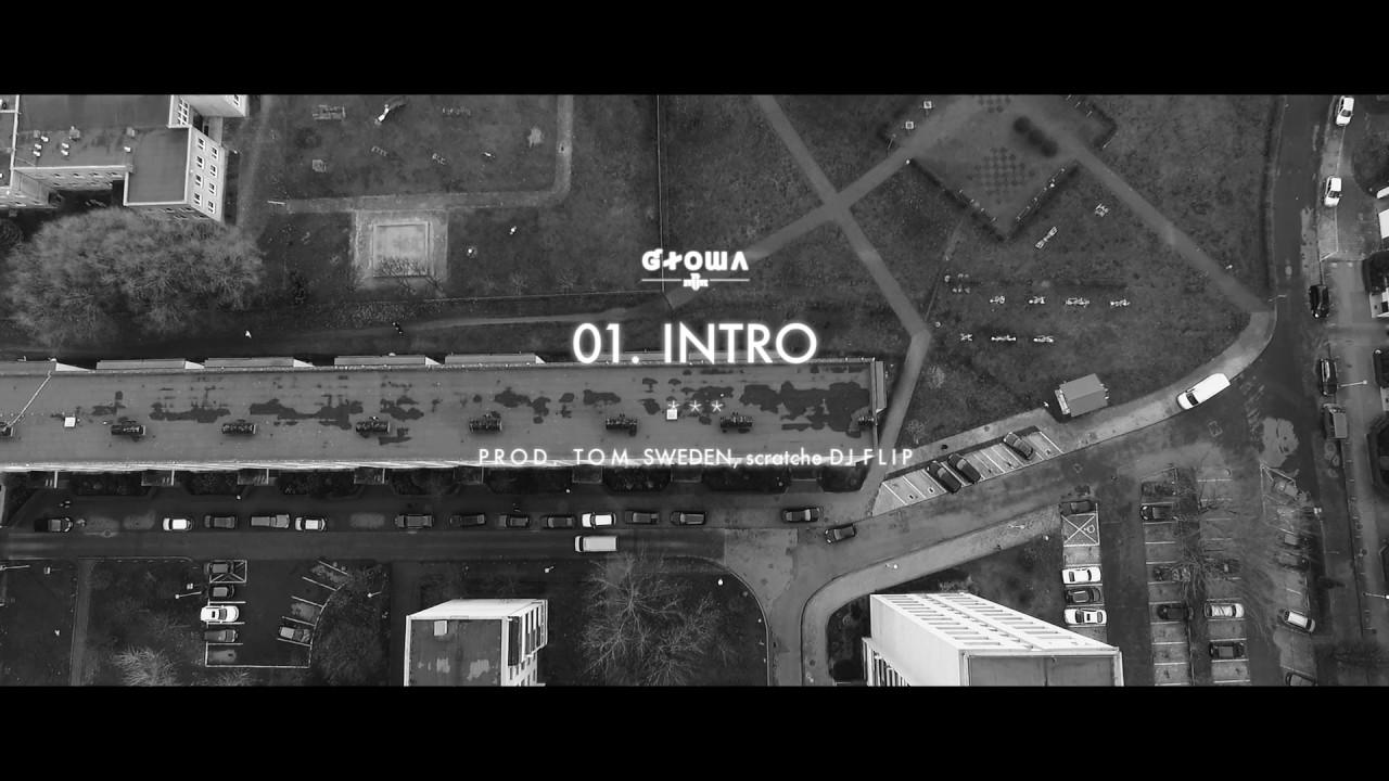 01. Głowa PMM – Intro (prod. Tom Sweden) skrecze Dj Flip