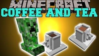 Minecraft: COFFEE AND TEA (BOMBY