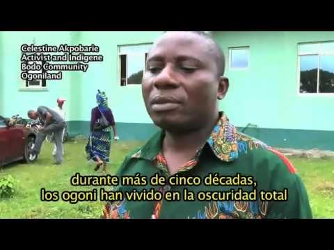 Desalojo y militarización en Ogoni