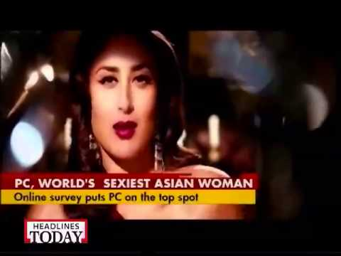 PC, world's sexiest Asian woman