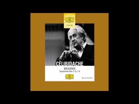 Bruckner Symphony No. 5  Sergiu Celibidache  SWR Stuttgart Symphony Orchestra