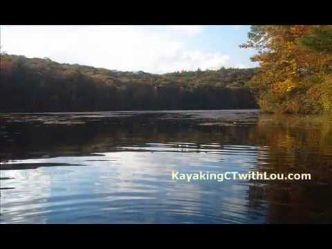 Kayaking & fishing @ Ross Pond Old Furnace State Park in ...