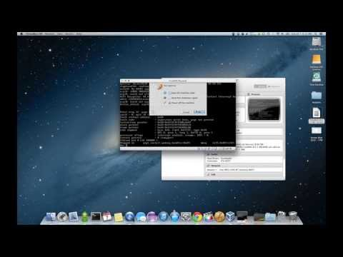 HOWTO: Create a DIY Network Attached Time Machine for Mac OS X
