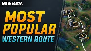 The Most Popular Western Jungle Route