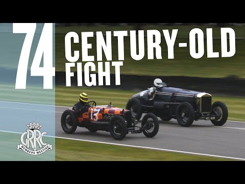 Incredible 100-year-old cars