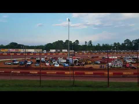 USCS @ Dixie Speedway - Heat Race