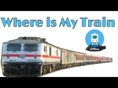 Live Location Of Any Train In Hindi