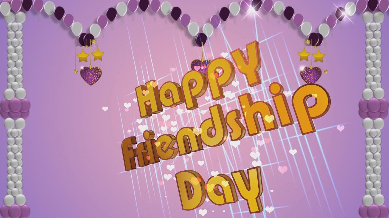 Happy Friendship Day 2019,Wishes,Whatsapp Video,Greetings