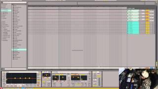 Ableton Live 9 - Building Your Default Set/Template