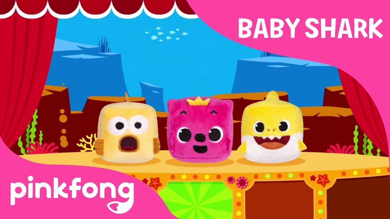 74dd067f2 Baby Shark Cube Cube Show | Toy Show | Baby Shark | Pinkfong Songs ...