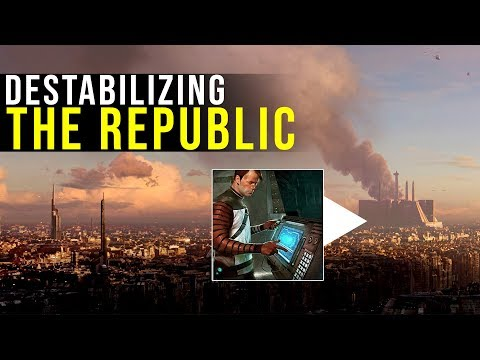 How the CIS could have DESTABILIZED THE REPUBLIC overnight | Star Wars Talk