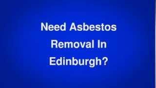 Asbestos Removal Edinburgh