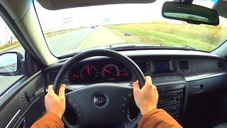 2005 Kia Opirus POV Test Drive