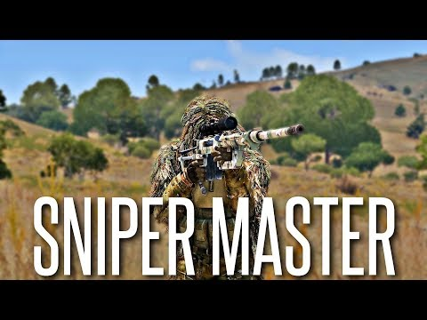SNIPER MASTER! - ArmA 3 King of the Hill Gameplay