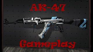 АК-47 | Вулкан (Поношенный) Gameplay