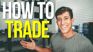 HOW TO TRADE FOR BEGINNERS | STOCK MARKET 101