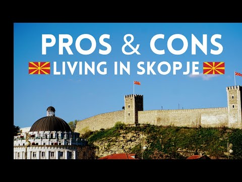 Skopje, Macedonia | The Pros & Cons of Living in This Crazy Balkan Capital