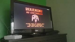 Tetrisphere No Controller Screen
