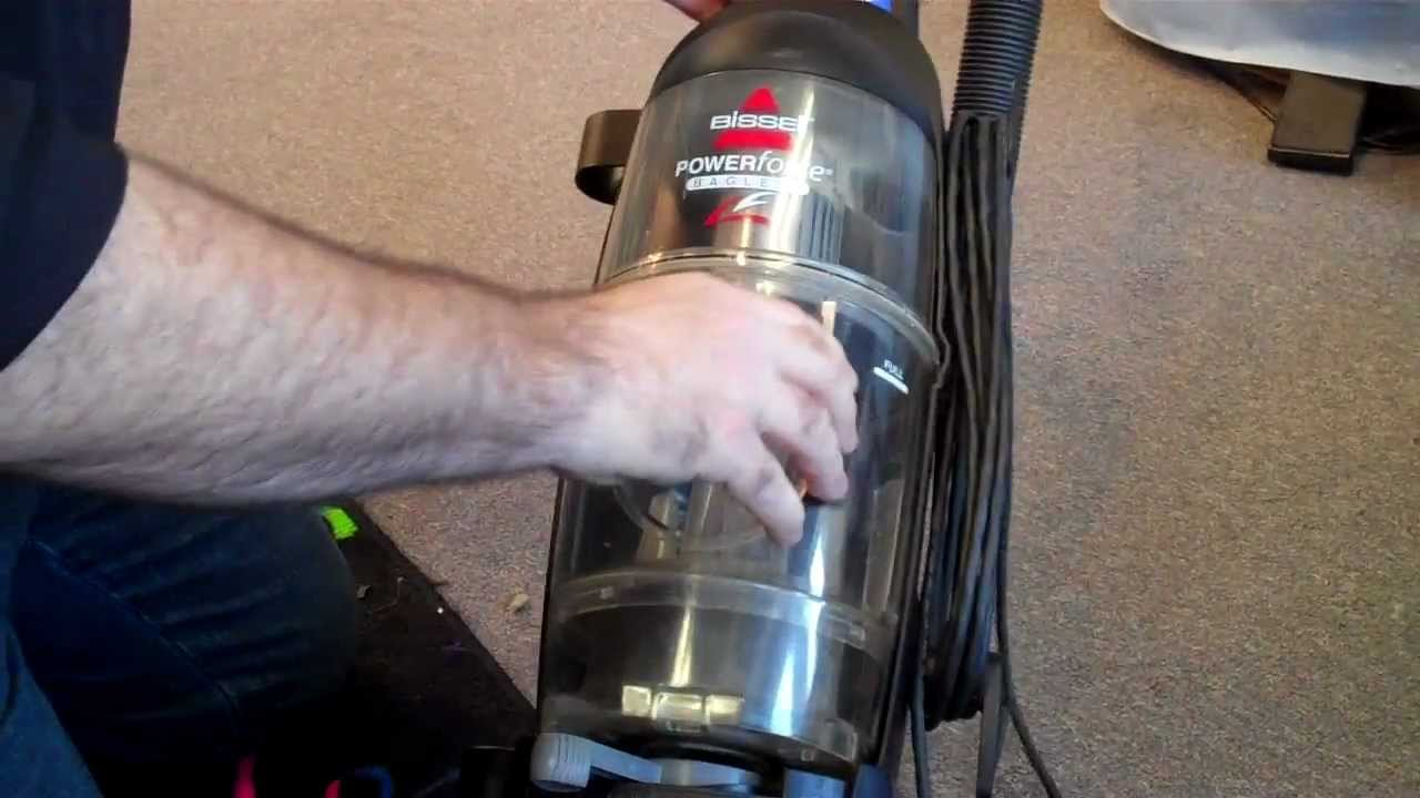 REPAIR SERVICE BISSELL VACUUM CLEANER CHANGE BELT AT AND SEWING DOC MODESTO STOCKTON SAC