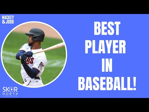 Byron Buxton is the best player in baseball