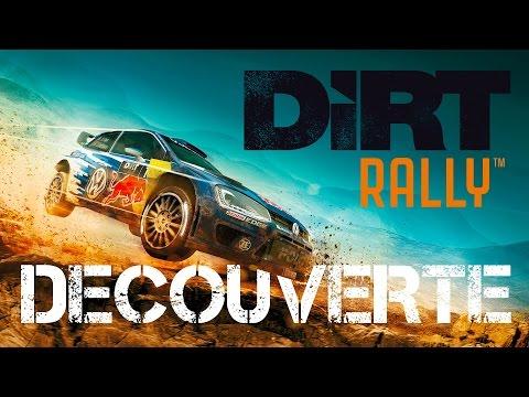 Découverte : DIRT Rally PS4